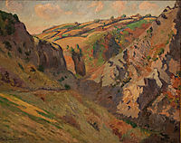 Caves Prunal near Pontgibaud (Auvergne), guillaumin