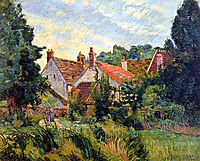 Epinay-sur-Orge, 1884, guillaumin