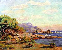 La Pointe du Lou Gaou, 1911, guillaumin