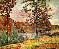 Landscape, 1870, guillaumin