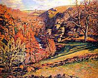 Madness Ravine, Crozant, 1894, guillaumin