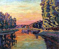Moret, 1902, guillaumin