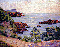 Paysage du Midi, 1905, guillaumin