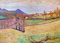 View of Saint-Sauves, c.1900, guillaumin