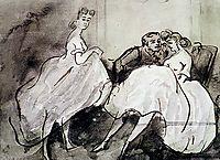 Bazar de la volupté, 1870, guys