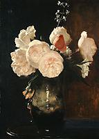 Flowers , c.1895, gyzis