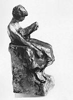 Girl reading, 1898, gyzis