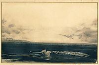 Landscape, 1893, gyzis