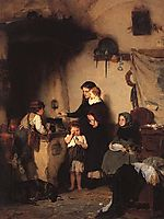 The orphans , 1871, gyzis