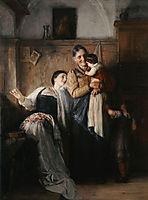 Peek-a-boo, 1882, gyzis