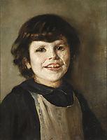 Portrait of Tilemahos Gyzis, 1890, gyzis