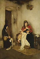 Step Mother, 1883, gyzis