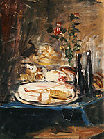 Table with cake, gyzis