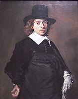 Adriaen van Ostade, 1648, hals