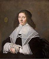 Dorothea Berck, 1644, hals