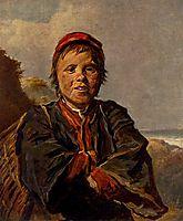 Fisher boy , hals