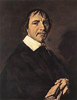 Herman Langelius, c.1660, hals