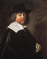 Joseph Coymans, 1644, hals