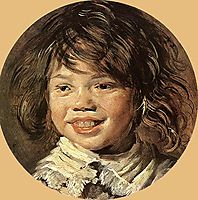 The Laughing Child  , hals