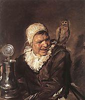 Malle Babbe, 1635, hals