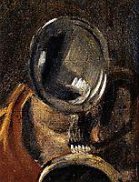 Peeckelhaering (detail), 1643, hals
