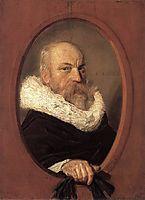 Petrus Scriverius, 1626, hals