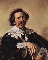 Pieter van den Broecke , 1633, hals
