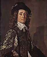 Portrait of Jasper Schade van Westrum, 1645, hals