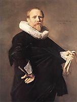 Portrait of a Man, 1630, hals