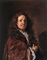 Portrait of a Man, hals