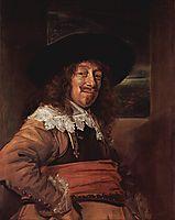 Portrait of a Member of the Haarlem Civic Guard, c.1638, hals