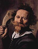 Verdonck , 1627, hals