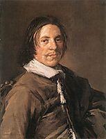 Vincent Laurensz. van der Vinne., c.1660, hals
