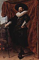 Willem Van Heythuyzen , c.1625, hals