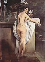 Ballerina Carlotta Chabert as Venus, 1830, hayez