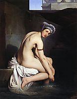 Bathsheba, c.1827, hayez