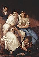 Family portrait, 1807, hayez