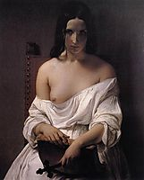 Meditation on the History of Italy, 1850, hayez