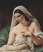 Odalisque, 1867, hayez