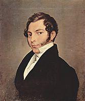 Portrait of Conte Ninni, 1825, hayez