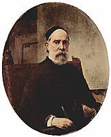Self Portrait, 1878, hayez