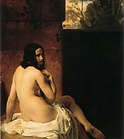 Susanna Bathing, 1850, hayez