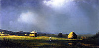 A Cloudy Day, 1874, heade
