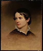 Mary Rebecca Clark, 1857, heade