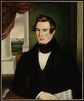 Portrait of a Man, 1840, heade