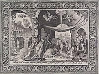 The Adoration of the Shepherds, 1569, heemskerck