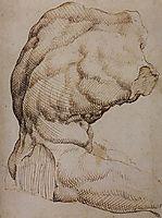 The Belvedere Torso, c.1535, heemskerck