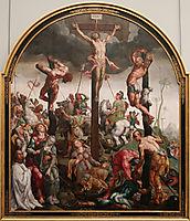 Calvary, 1543, heemskerck