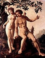 The Fall, c.1530, heemskerck
