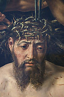 Jesus Christ crowned with thorns, 1550, heemskerck